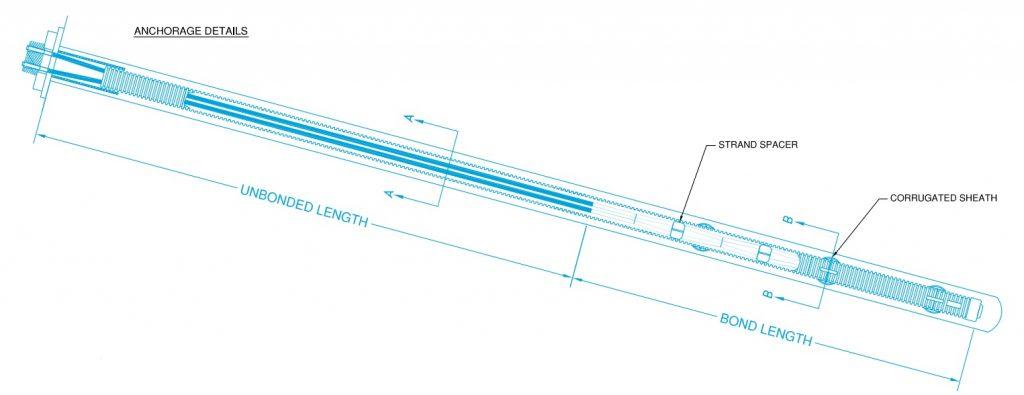 Canonsburg Anchor Drawing