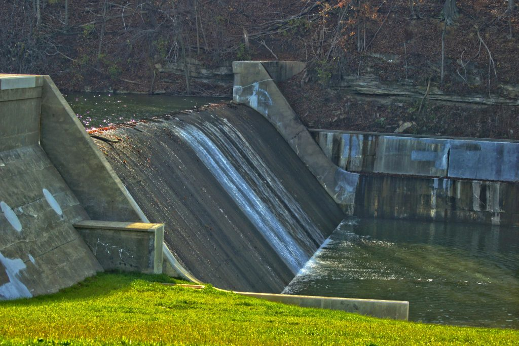Canonsburg Dam