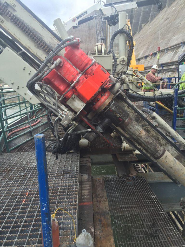 Angled Drilling